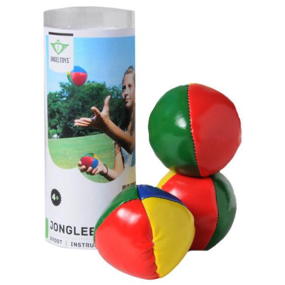 jongleerballen set