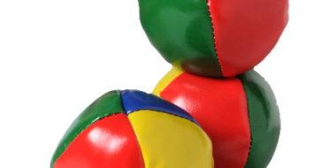 Welke soorten jongleerballen zijn er?