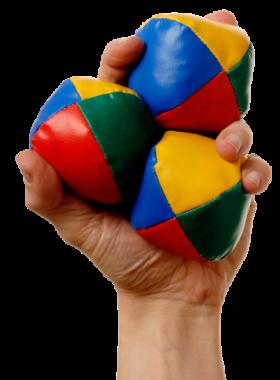 Jongleerballen set – Goedkope jongleer ballen